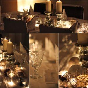 Weihnachtsdeko - Kerzen - Lichter