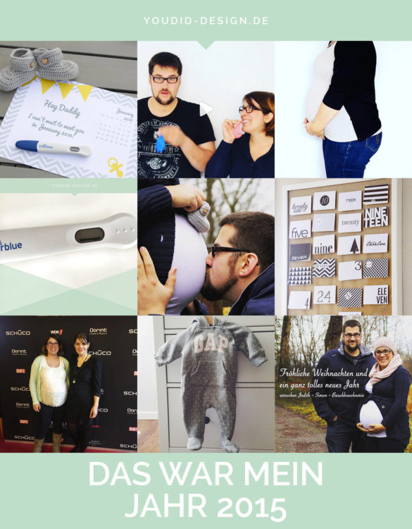 Jahresrückblick 2015 | www.youdid-design.de