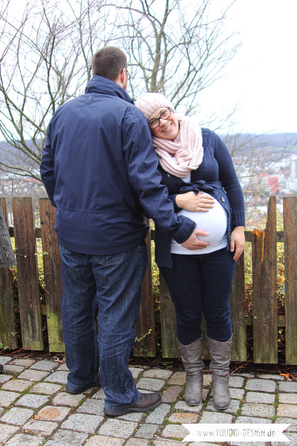 Schwangerschaftsfotos Babybauchbilder Maternity Shooting | www.youdid-design.de