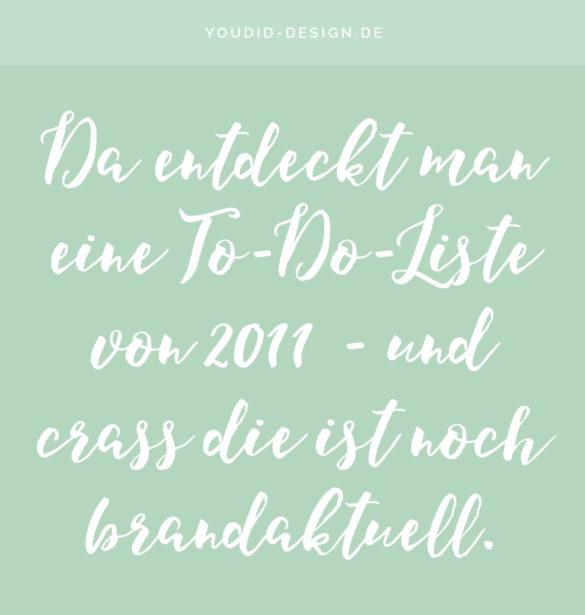 To-Do-Liste 2016 - New Year Resolution Freebie Free Printable | www.youdid-design.de