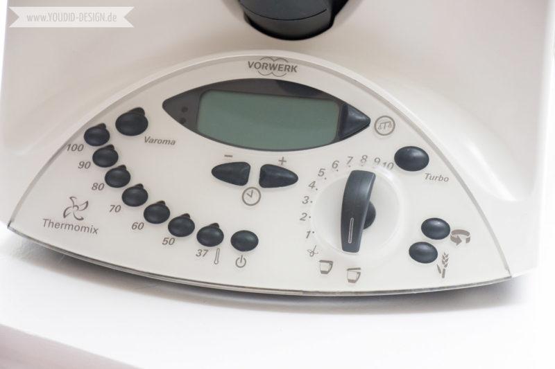 Mit dem Thermomix die Babyausstattung reduzieren | www.youdid-design.de