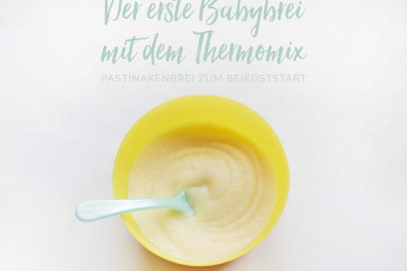 Babybrei mit dem Thermomix Beikost starten mit dem Thermomix | www.youdid-design.de