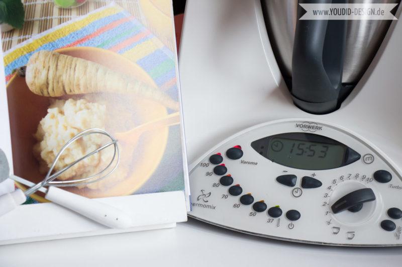Babybrei mit dem Thermomix kochen | www.youdid-design.de