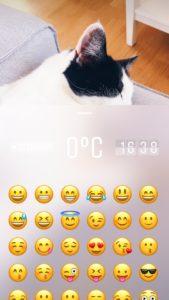Anleitung für Instagram Stories - So funktioniert die neue Instagram Funktion - How to use Instagram Stories Smilies | https://youdid.blog