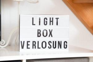 Gewinnspiel Lightbox Verlosung Bloggeburtstag | www.youdid-design.de