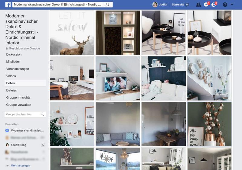 Moderner skandinavischer Deko- und Einrichtungsstil - nordic minimal interior | https://youdid.blog