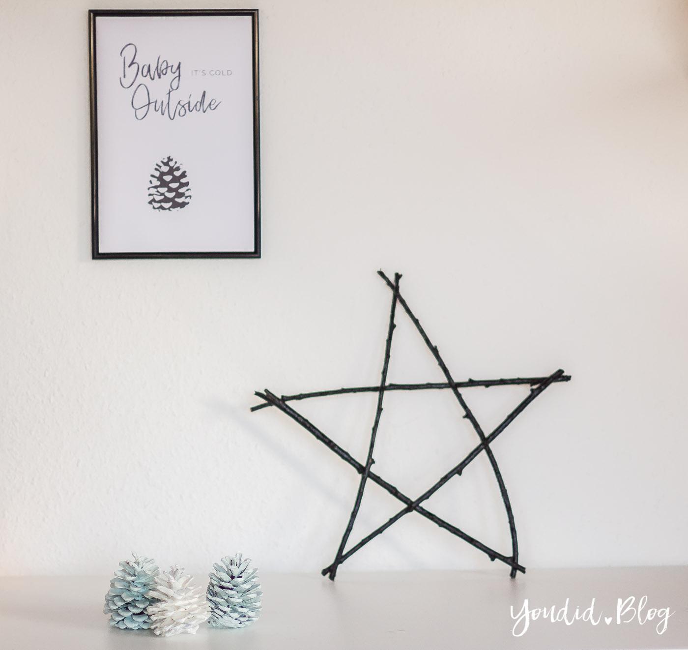 minimalistische skandinavische weihnachtsdeko linksammlung youdid. Black Bedroom Furniture Sets. Home Design Ideas