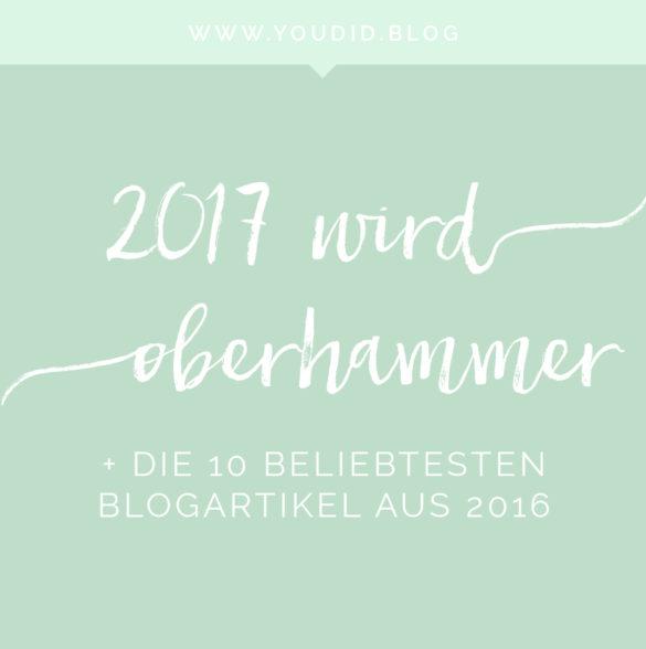Jahresrückblick | https://youdid.blog