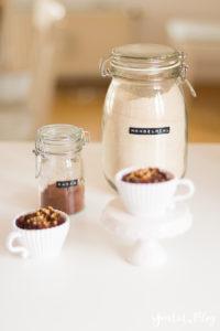 1 Minute Mug Cake Low Carb Schokoladen Tassenkuchen | https://youdid.blog