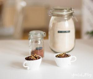Low Carb Schokoladen Tassenkuchen Chocolate Mug Cake | https://youdid.blog