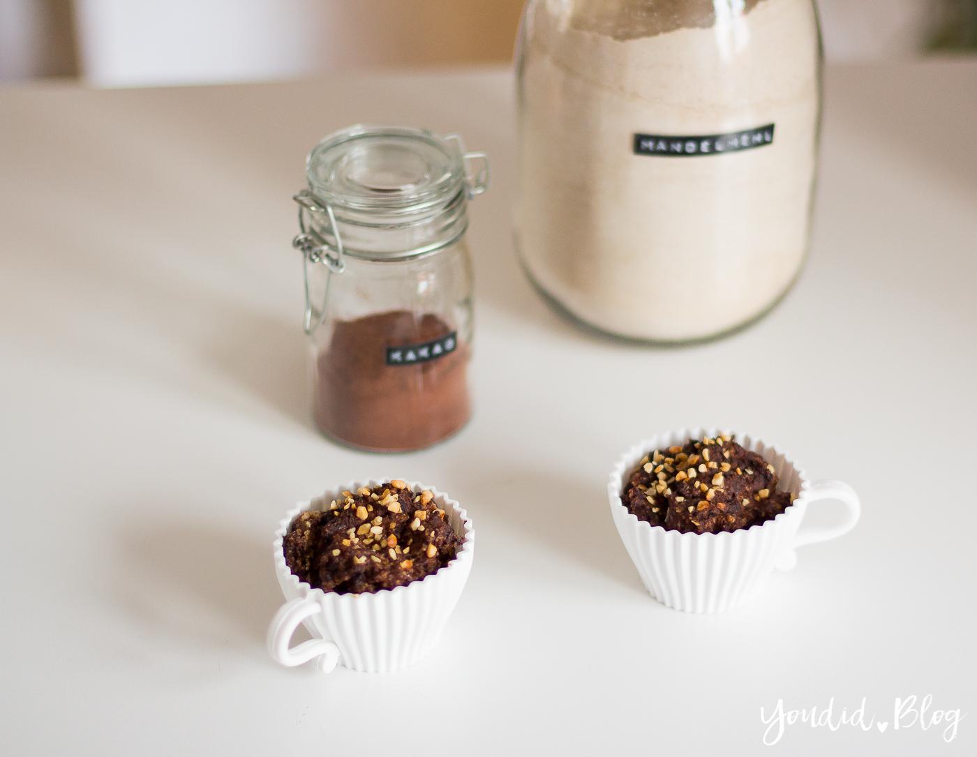 Low Carb Schokoladen Tassenkuchen Rezept Fur Die Mikrowelle Youdid