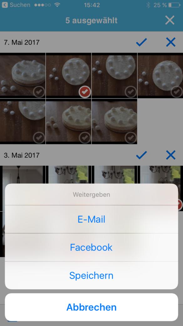 Anleitung Bilder von deiner Kamera direkt aufs Handy kopieren und auf Instagram posten mit einer WLAN SD-Karte | https://youdid.blog