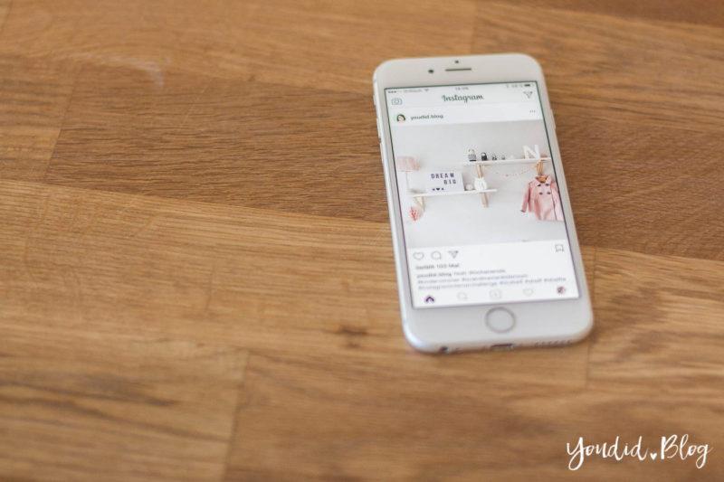 Instagram Tutorial mit Linktree mehrere Links in deiner Instagram Bio teilen | https://youdid.blog