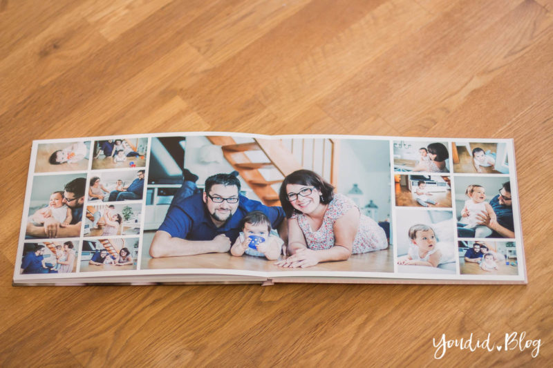 Saal Digital Fotobuch Test Family Photobook | https://youdid.blog