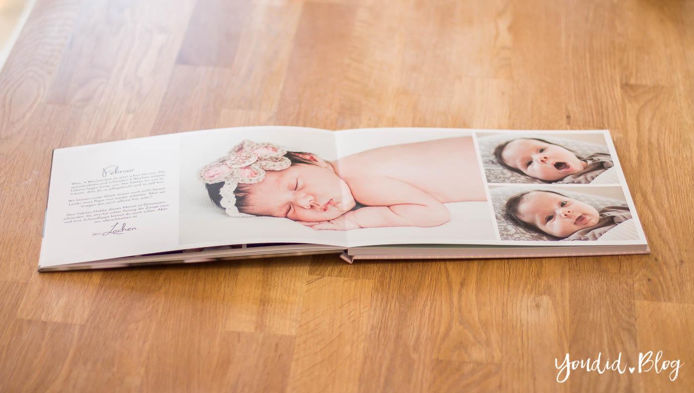 unser baby fotoalbum von saal digital fotobuch test gutschein und gratis template f r dich. Black Bedroom Furniture Sets. Home Design Ideas