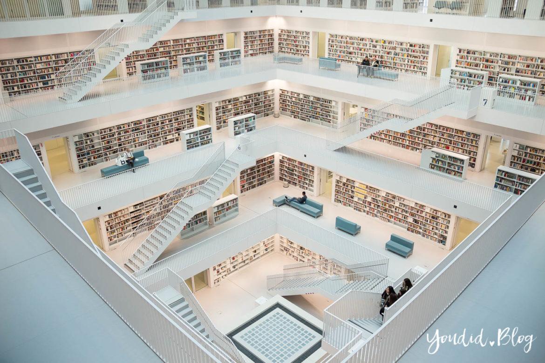 Architecture Stadtbücherei Stuttgart Stadtbibliothek Stuttgart Library | https://youdid.blog