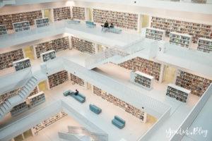 Stadtbücherei Stuttgart Bibliothek Library Stuttgarter Stadtbibliothek | https://youdid.blog