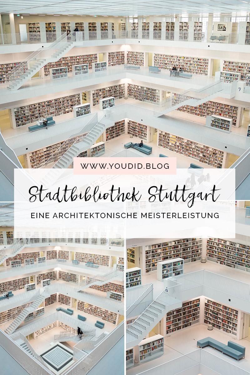 Stadtbibliothek Stuttgart Bibliothek Library Architecture Design | https://youdid.blog