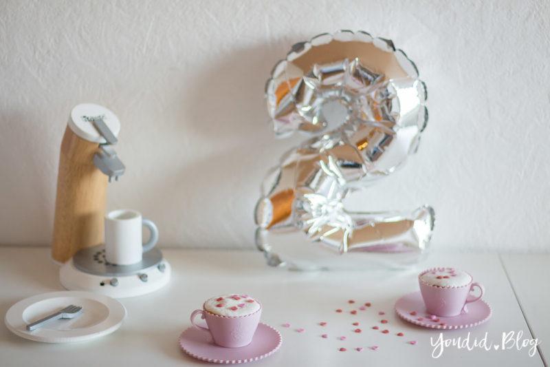 Kinderküche zum zweiten Geburtstag Geschenkideen | https://youdid.blog