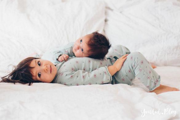 Zwei unter zwei 5 Monate als Zweifachmama der richtige Altersabstand zweites Kind | https://youdid.blog