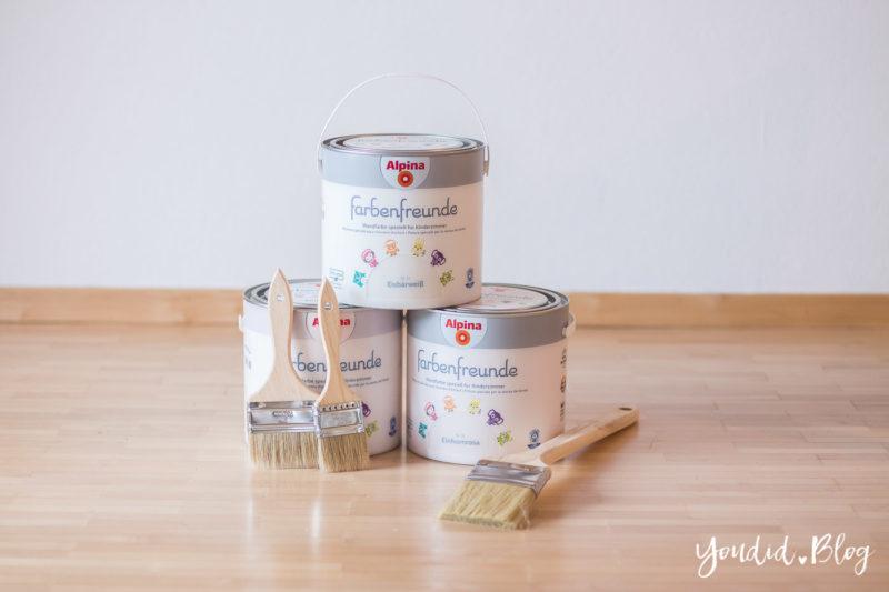 Alpina Farbenfreunde Einhornrosa und Eisbaerweiss Farbwirkung auf Babys und Kleinkinder | https://youdid.blog