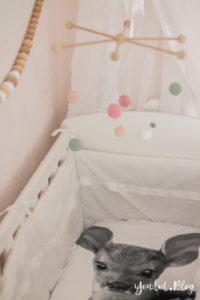 nordic girlsroom kidsroom skandinavisches Kinderzimmer hygge nursery   https://youdid.blog