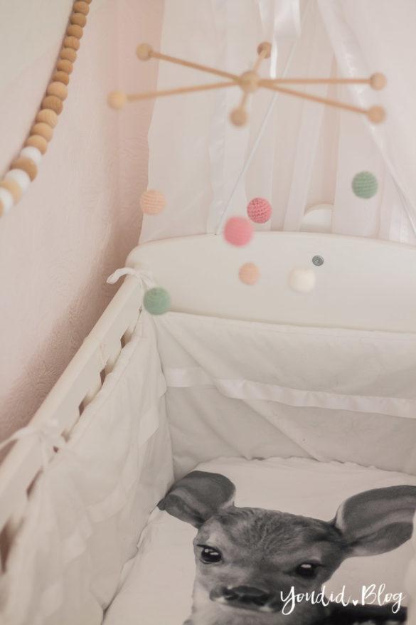 nordic girlsroom kidsroom skandinavisches Kinderzimmer hygge nursery | https://youdid.blog