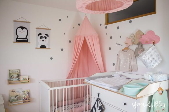 nordic kidsroom skandinavisches Kinderzimmer Baldachin Canopy | https://youdid.blog