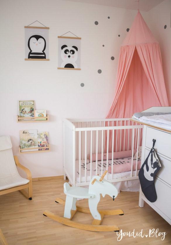 nordic kidsroom skandinavisches Kinderzimmer DIY Spielebogen Schaukelelch Canopy Baldachin | https://youdid.blog