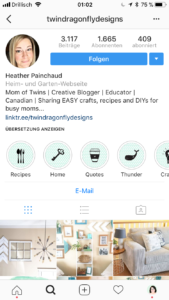Einheitliche Instagram Story Highlight Cover erstellen - How to make Instagram Highlight Icons Free Template kostenlose Vorlage | https://youdid.blog