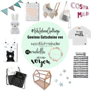 Gewinnspiel Kidsinteriorchallenge Kinderzimmer Challenge Instagram Kinderzimmerinspiration Giveaway Nordlichtkinder PetiteVoyou norabellahome fiaundfio
