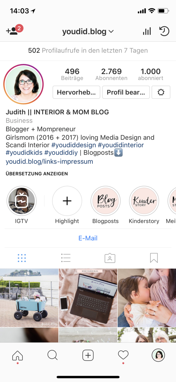 IGTV Anleitung - So funktioniert die neue Instagram Funktion Tutorial - Neuer Youtube Konkurrent - HowTo Instagram TV Guide | https://youdid.blog