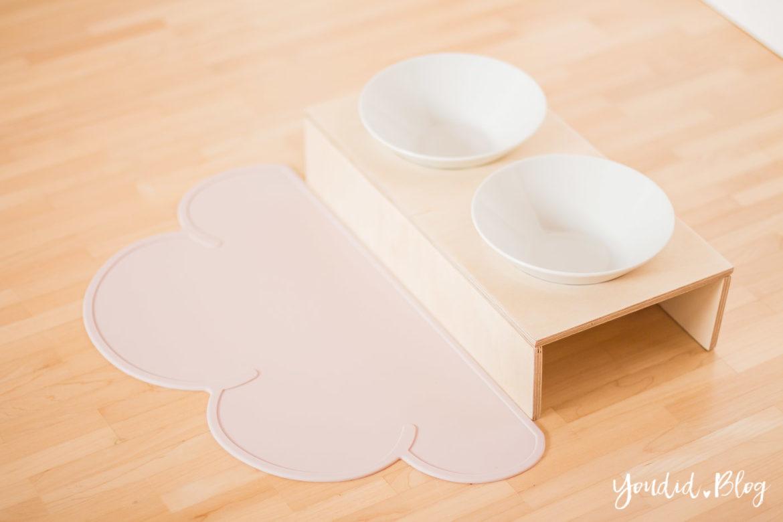 Anleitung DIY Katzennapf im skandinavischen Stil - Katzenbar Fressnapf Futternapf für Interiorlover - DIY pet bowl | https://youdid.blog