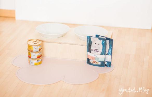Anleitung DIY Katzennapf im skandinavischen Stil - Katzeneinrichtung für Interiorlover - DIY pet bowl | https://youdid.blog