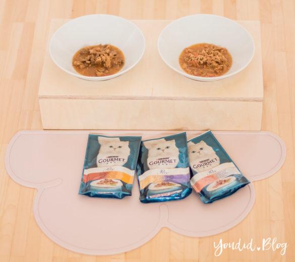 DIY pet bowl - Anleitung DIY Katzennapf im skandinavischen Stil - Katzenbar Fressnapf Futternapf für Interiorlover | https://youdid.blog