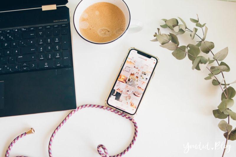 Videos im Hochformat schneiden und exportieren - die besten Apps für Instagram Stories und IG TV iPhone Laptop Stockphoto Flatlay | https://youdid.blog