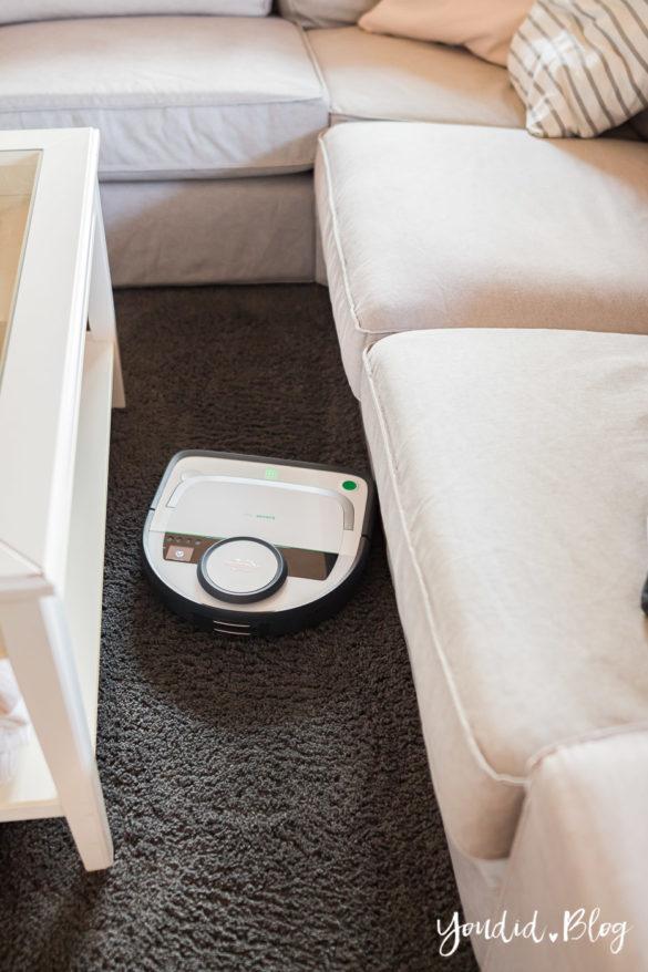 Der Testsieger Vorwerk Saugroboter Kobold VR200 - kostenloser Putzplan für dich - Freebie Cleaning Schedule | https://youdid.blog