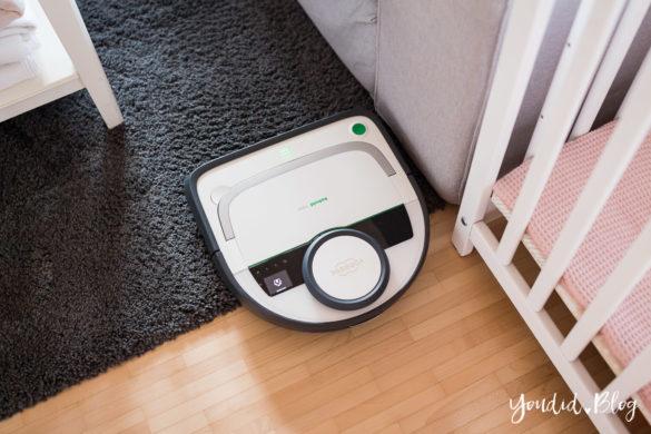 Meine Erfahrungen mit dem Testsieger Kobold VR200 Saugroboter von Vorwerk - kostenloser Putzplan für dich - Freebie Cleaning Schedule | https://youdid.blog
