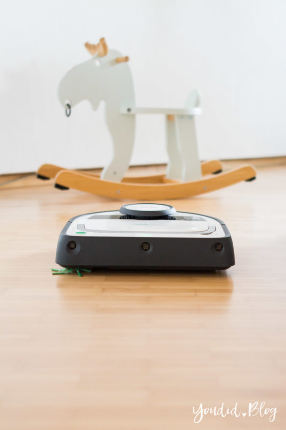 Meine Erfahrungen mit dem Vorwerk Saugroboter Kobold VR200 Testbericht - kostenloser Putzplan für dich - Freebie Cleaning Schedule | https://youdid.blog