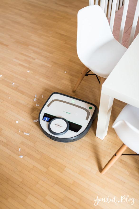 Meine Erfahrungen mit dem Vorwerk Saugroboter Kobold VR200 - kostenloser Putzplan für dich - Free Printable Cleaning Schedule | https://youdid.blog