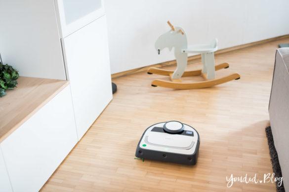 Testbericht Meine Erfahrungen mit dem Vorwerk Saugroboter Kobold VR200 - kostenloser Putzplan für dich - Free Cleaning Schedule | https://youdid.blog