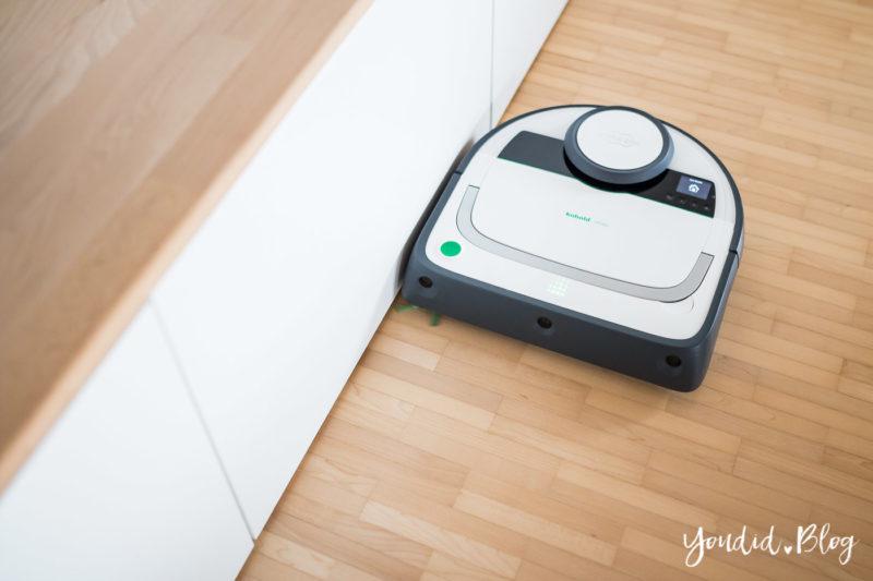 Testbericht Unsere Erfahrungen mit dem Vorwerk Saugroboter Kobold VR200 - kostenloser Putzplan für dich - Freebie Cleaning Schedule | https://youdid.blog