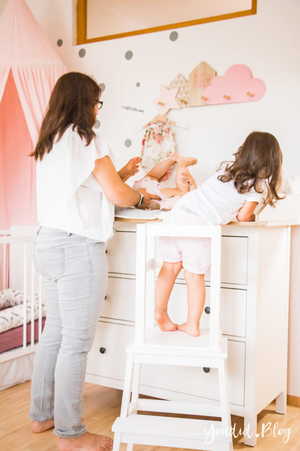 Life with kids interiorblogger momblogger skandinavisches Kinderzimmer | https://youdid.blog