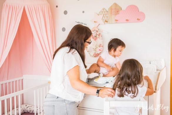 Mamablogger skandinavisches Kinderzimmer interior deko Nordic kidsroom decor | https://youdid.blog