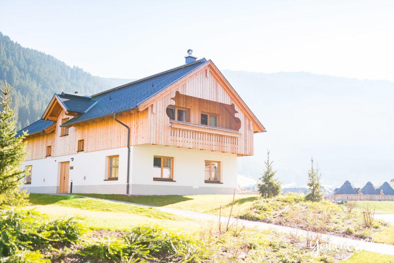 Luxus Familienauszeit im Dachsteinkönig das Familienhotel der Extraklasse Chalet | https://youdid.blog