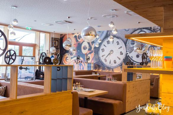 Luxus Familienauszeit im Dachsteinkönig das Familienhotel der Extraklasse Restaurant | https://youdid.blog