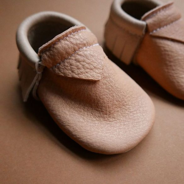 Schuhe Krabbelschuhe Milch und Honig | Special Blog Adventskalender auf https://youdid.blog