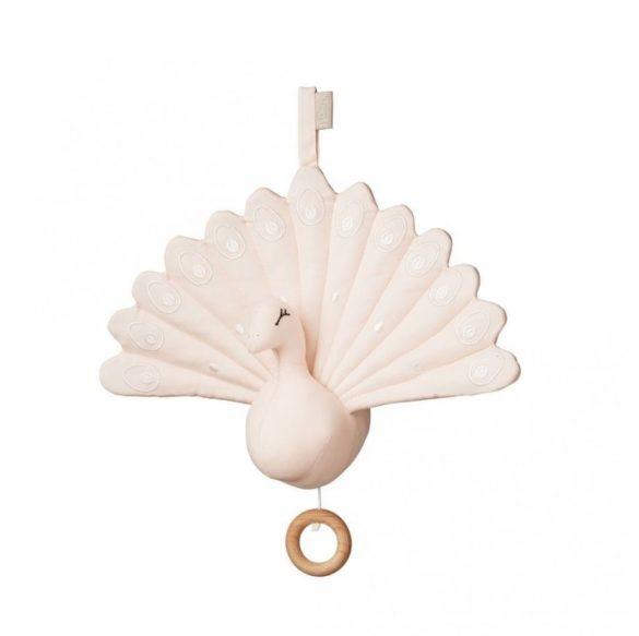 Spieluhr Peacock rose Cam Cam Copenhagen Kleines Karussell | Special Blog Adventskalender auf https://youdid.blog