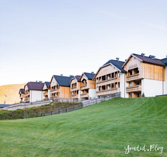 Unsere Luxus Familienauszeit im Kinderhotel Dachsteinkönig Familienhotel Aussenansicht | https://youdid.blog