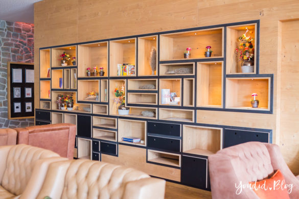 Unsere Luxus Familienauszeit im Kinderhotel Dachsteinkönig Familienhotel Einrichtung | https://youdid.blog